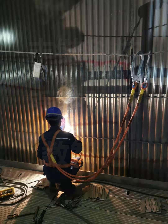 水冷壁防磨格栅技术团队案例:中国电力投资有限公司重庆某电厂
